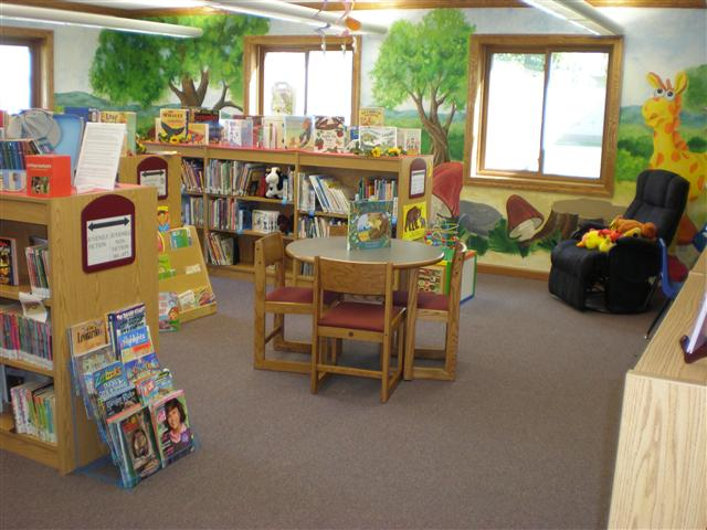 picture children library furniture